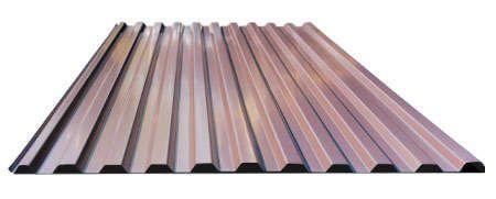 Takplater stål