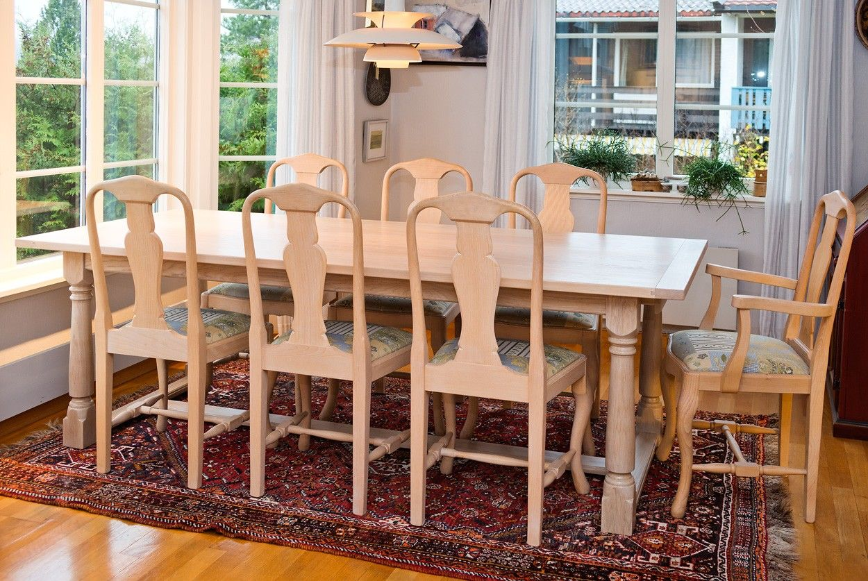 Quercus spisebord Brubakken Home AS