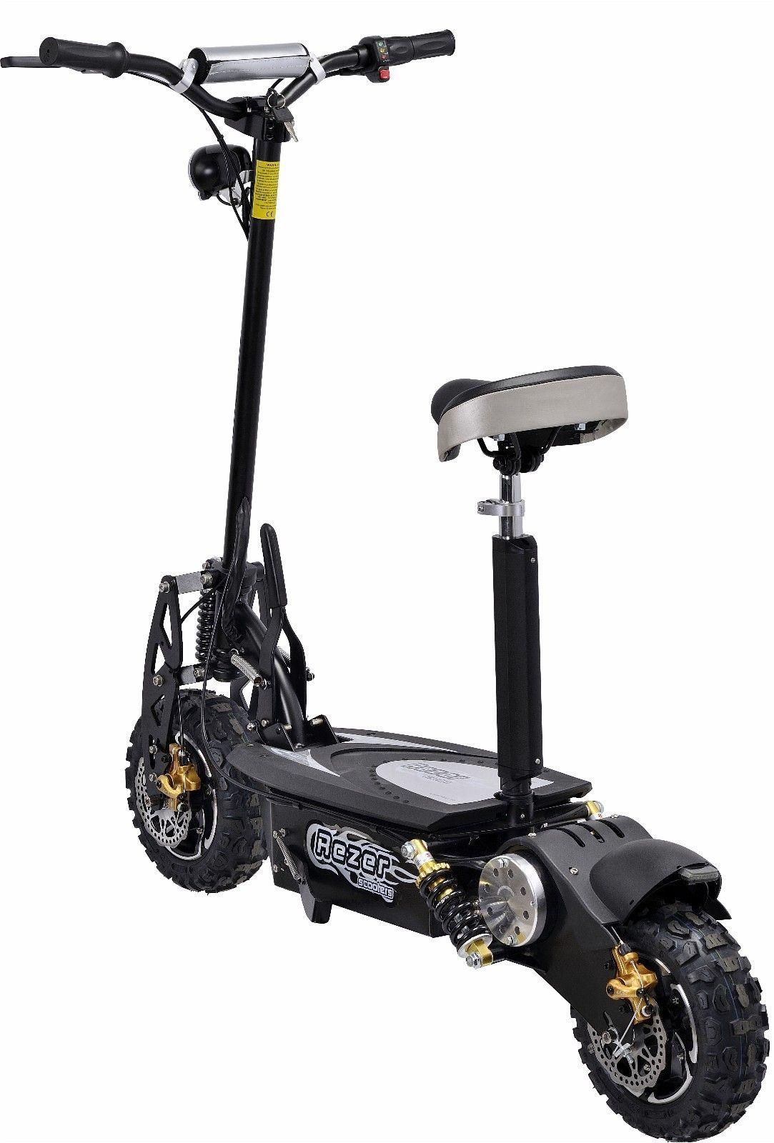 c2f415f29 1600W 48V Goped - Elektrisk scooter Rezer | FINN.no