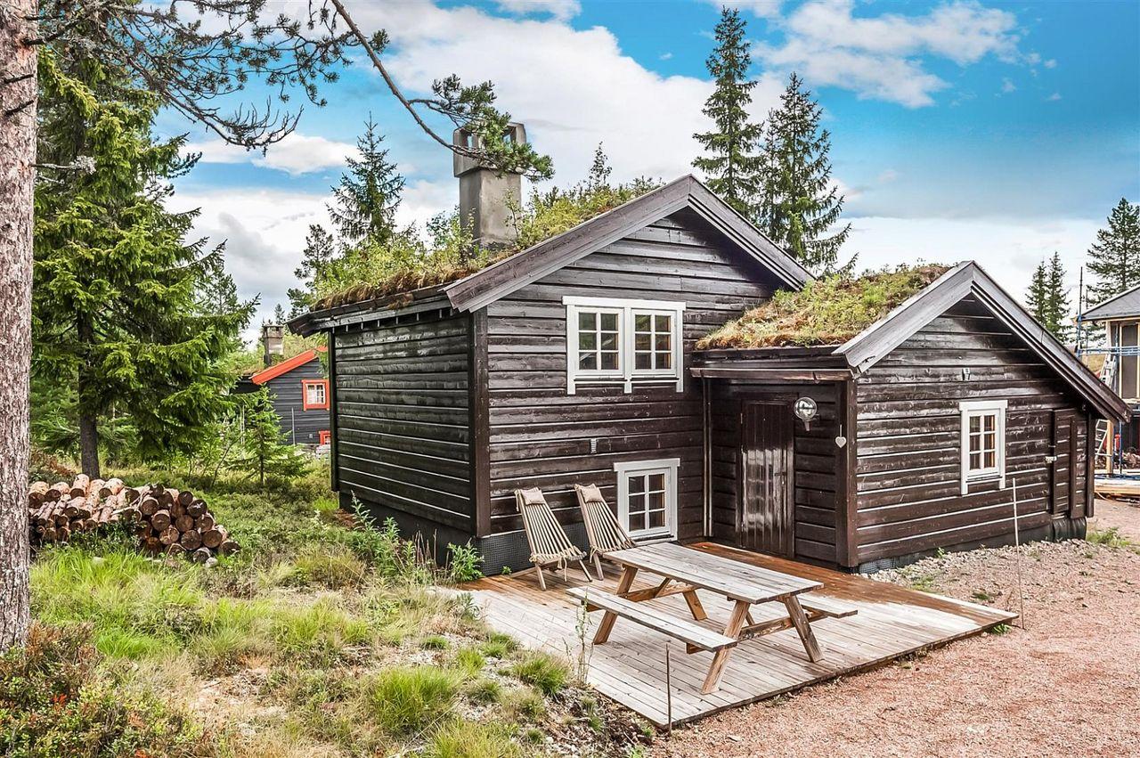 Trysil - Fageråsen - Fin og praktisk hytte med gode løsninger. Ski inn/ut.