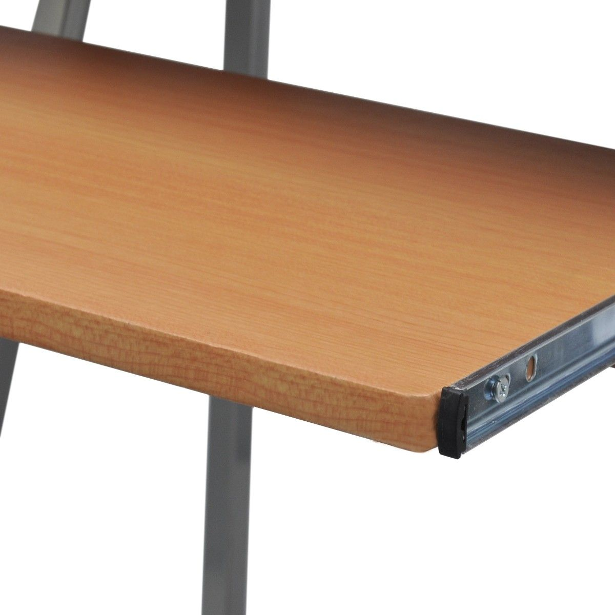 Databord med Skyvebrett for Tastatur Brun (20064)   FINN.no