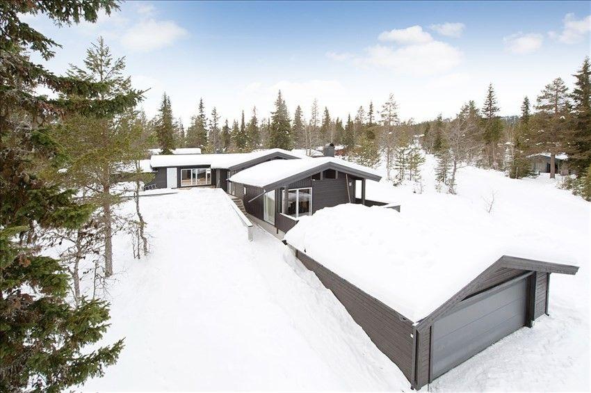 TRYSILFJELLET SØR- Stor hytte med høy standard - Må oppleves!