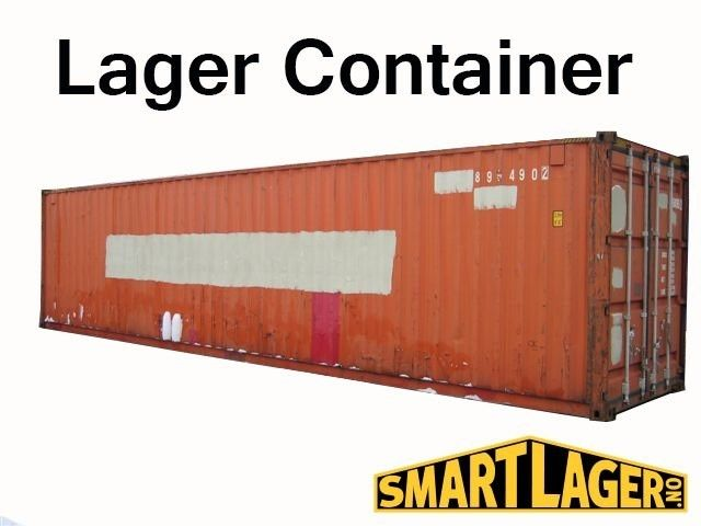 40 fot container i meter