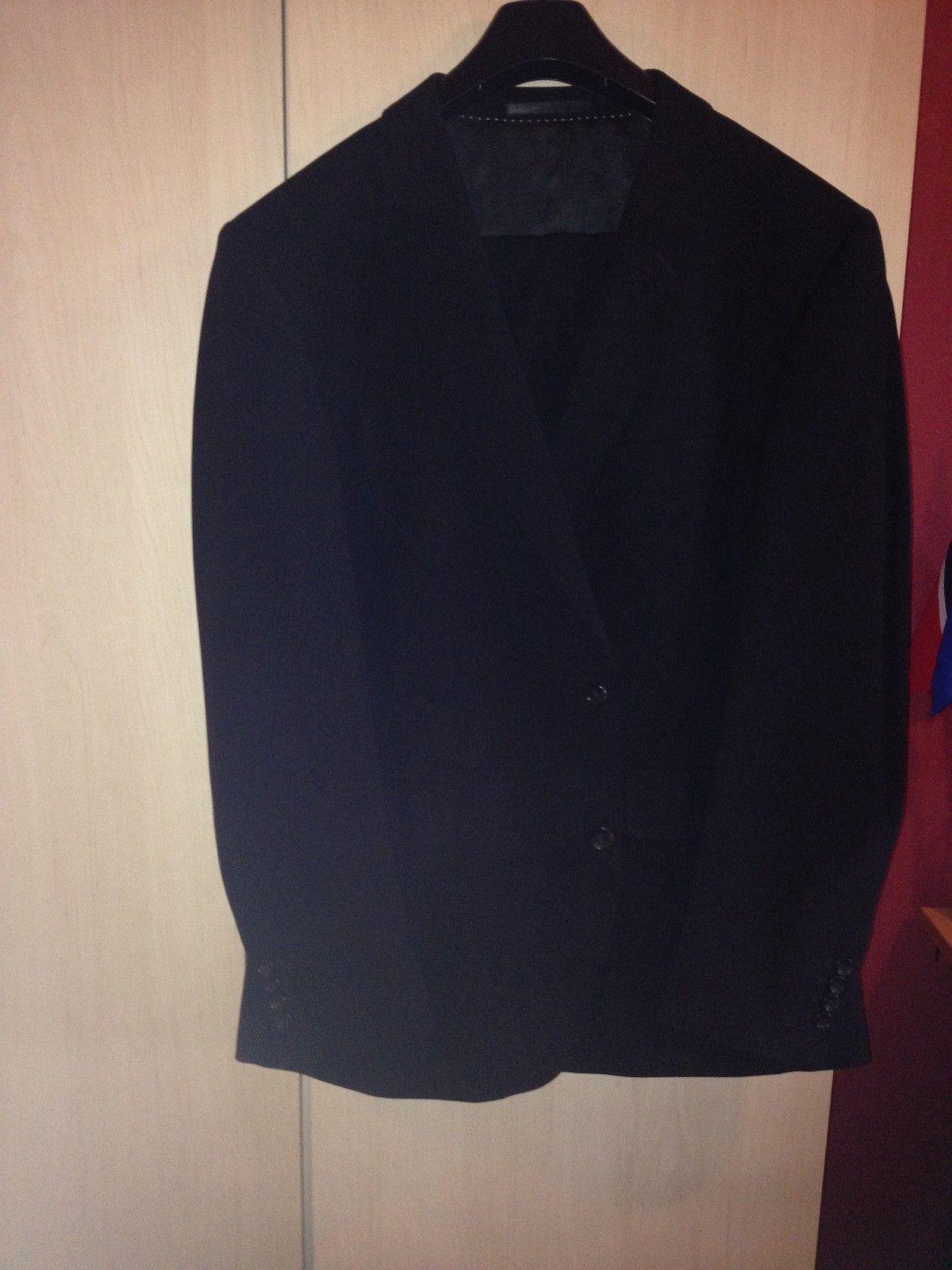 Dress herre - Bodø  - Dress herre, brukt en gang farge sort, str 52 bukse str 36/lengde 32 kr. 700,- kjøper bet. porto - Bodø