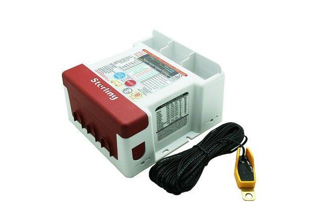 Sterling batteri til batteri lader