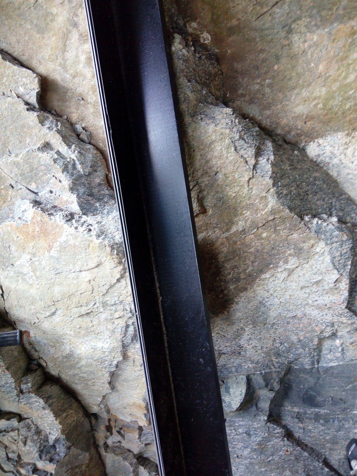 Beslag altan terasse - Florvåg  - 3stk 2,5m 6stk 2m ubrukt - Florvåg