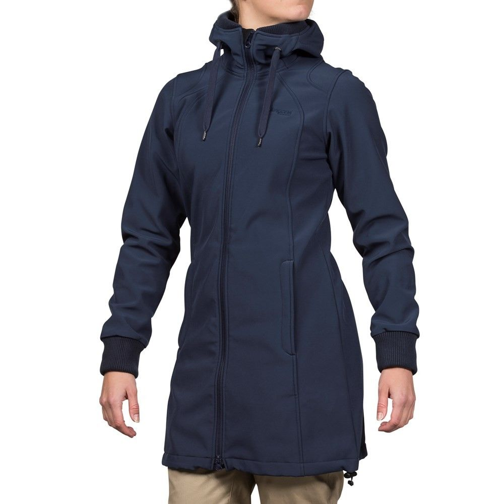 Bergans Vika lady coat str M softshell jakke | FINN.no