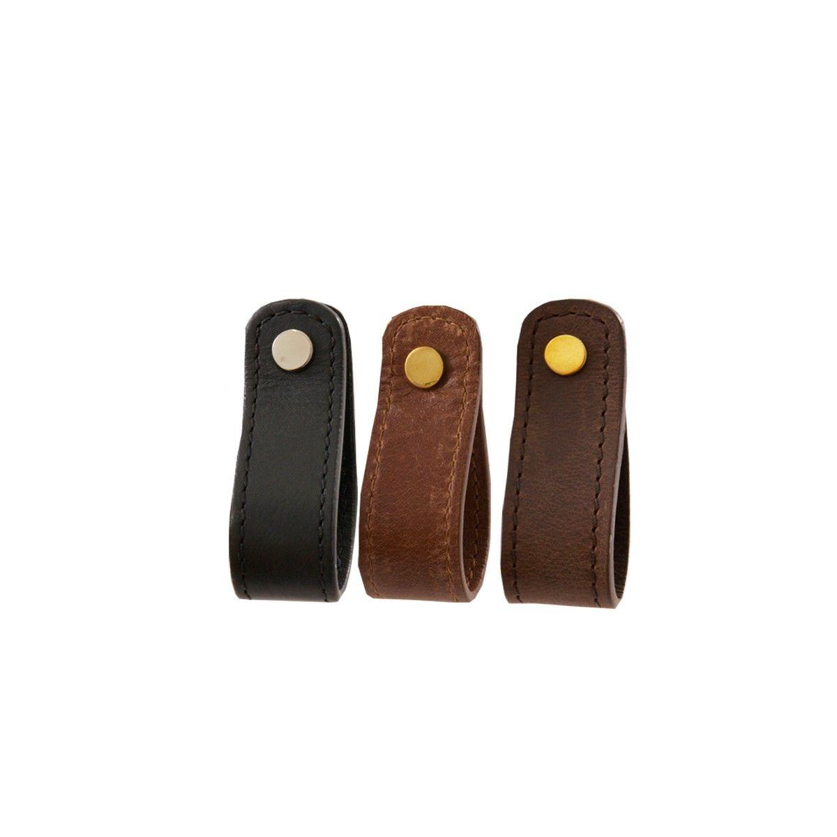 Hyggelig Nye håndtak og knotter til skuffer og skap - Skinnhåndtak PG-74