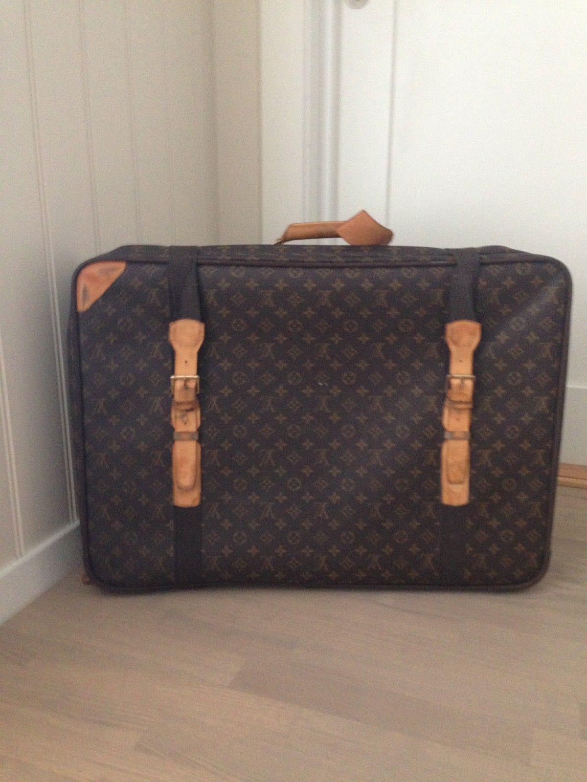 Moderne Louis Vuitton koffert | FINN.no YQ-19