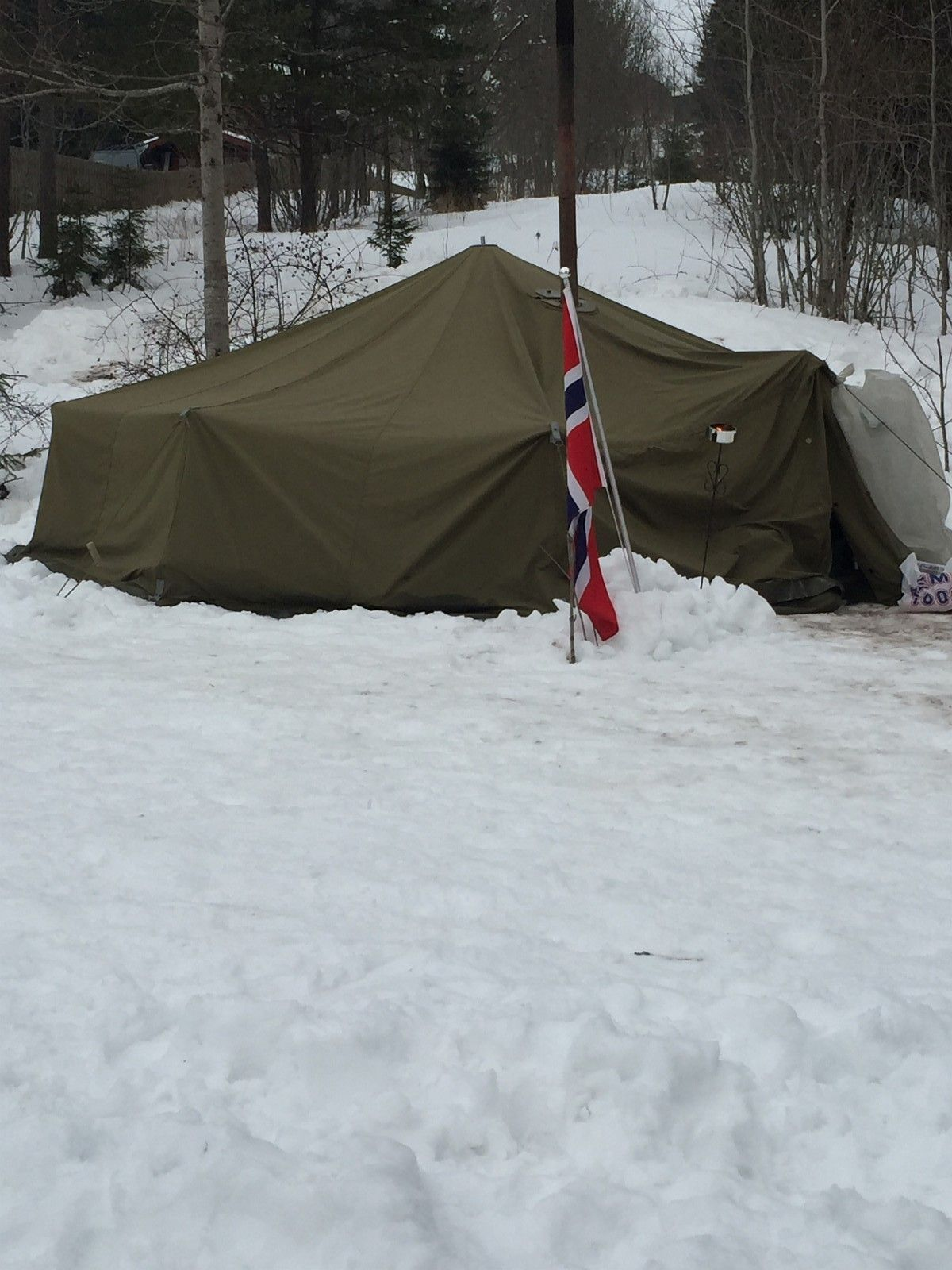 Lagstelt 8 10 manns Forsvarets   FINN.no