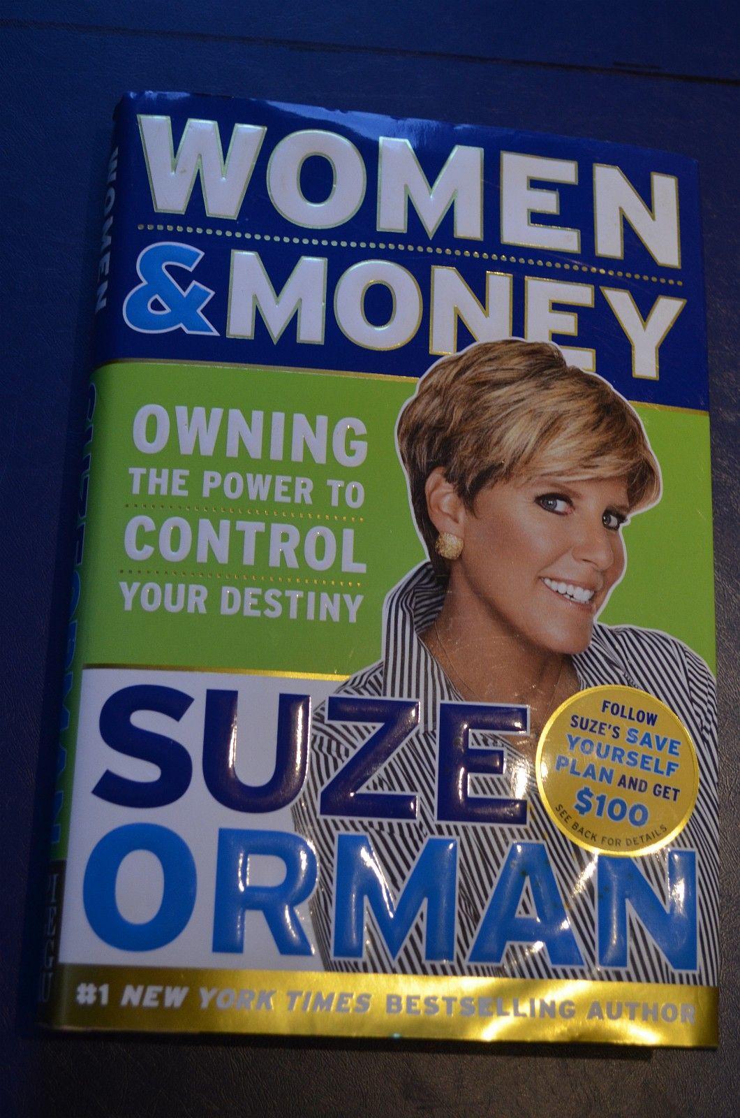 """Women & Money Suze Orman Owning the Power to Control Your Destiny . trn fag - Son  - Trenger du tips for å takle privatøkonomien?   Engelsk tekst men lett forståelig med mange gode tips om økonomien din!   (Om du vil se resten av annonsene mine så skriv """"son"""" i søkefeltet når d - Son"""