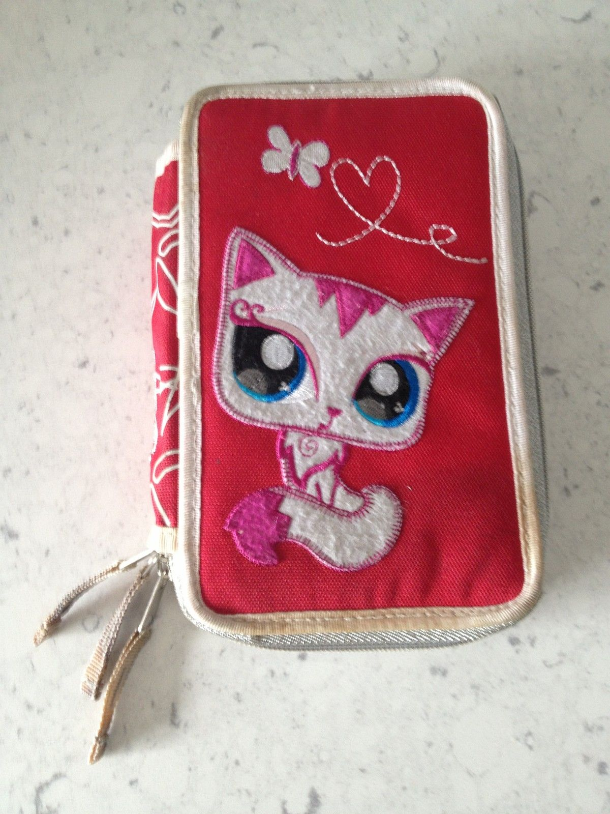 Kids Beckmann Pencil Case - Sandnes  - Kids Beckmann Pencil Case 3 Zipper Locking Internal Compartments All Zips working Good Condition Ideal for School Kids Buyer pays Postage & Package Costs All money raised selling these items goes towards our Iceland Expedition Summer 2017 (www. - Sandnes