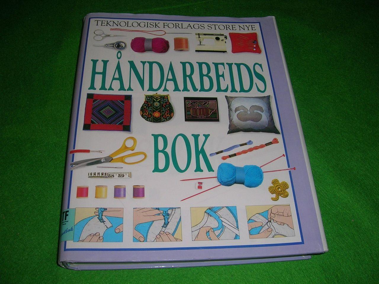 ae44a7ce3 Bøker om håndarbeid, sying og søm, broderi etc.   FINN.no