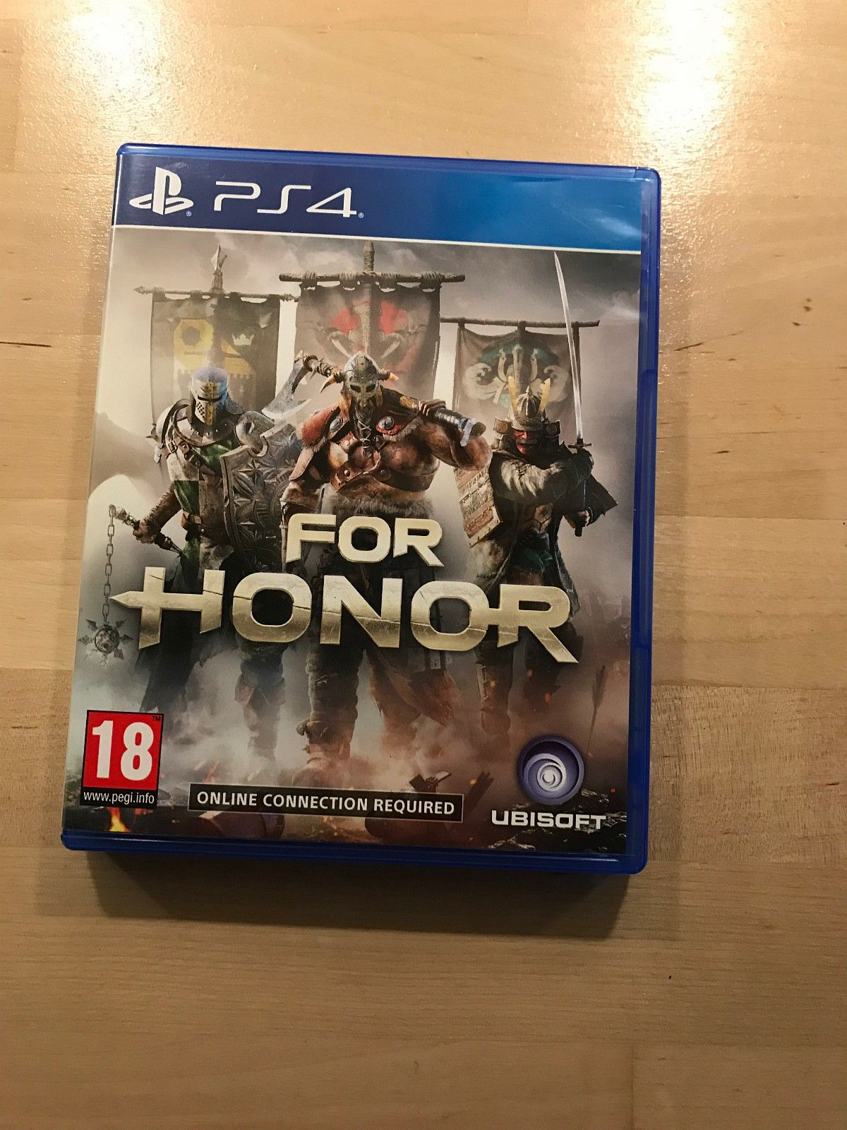 FOR HONOR PS4 - Vegårshei  - Strøkent spill selges for 300,- inkl frakt - Vegårshei