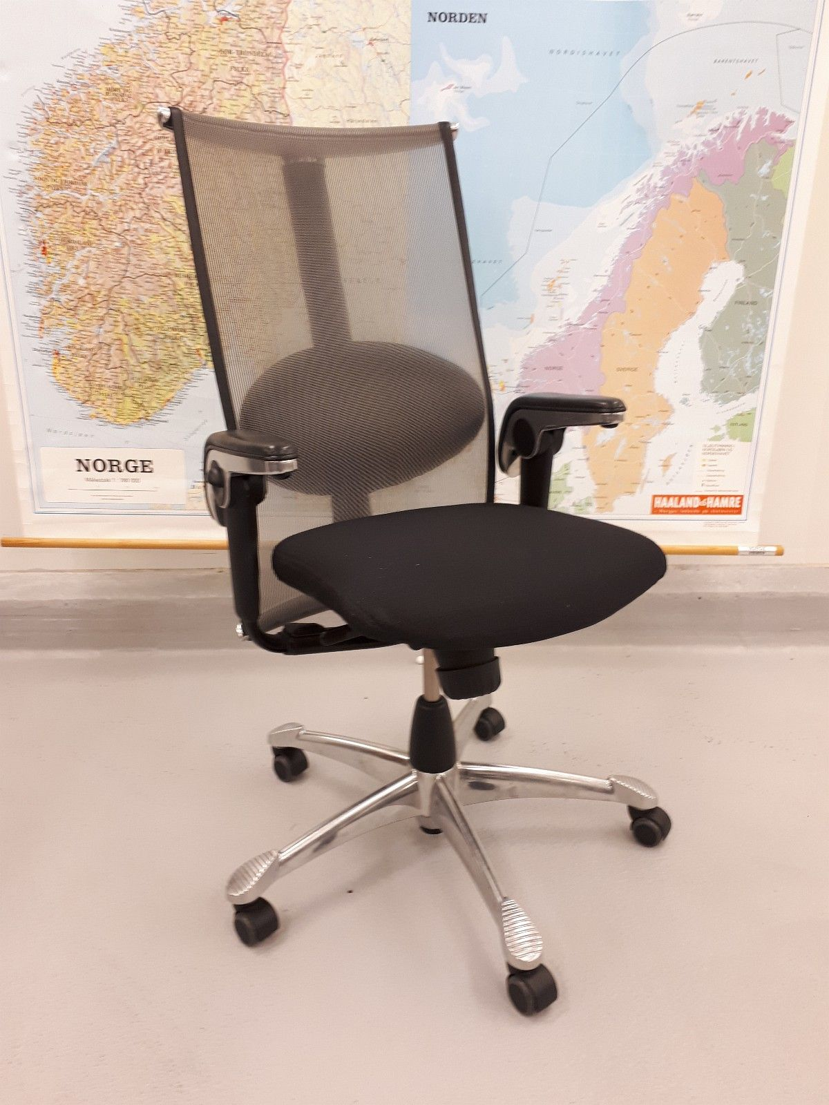 HÅG kontorstol hjul | FINN.no