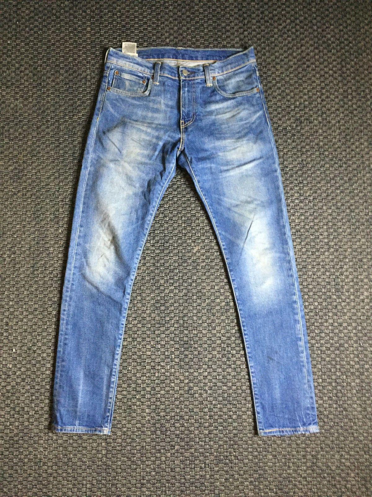 Levis jeans - 520 - W29-L32 - Oslo  - Levis bukser selges nesten ubrukt. Likte dem når jeg så dem i butikken, men fant ut at så lyse bukser ikke var noe for meg :)  520 serien til Levis W29 L32  Har ingen kvittering, men kjøpt i Levis  - Oslo