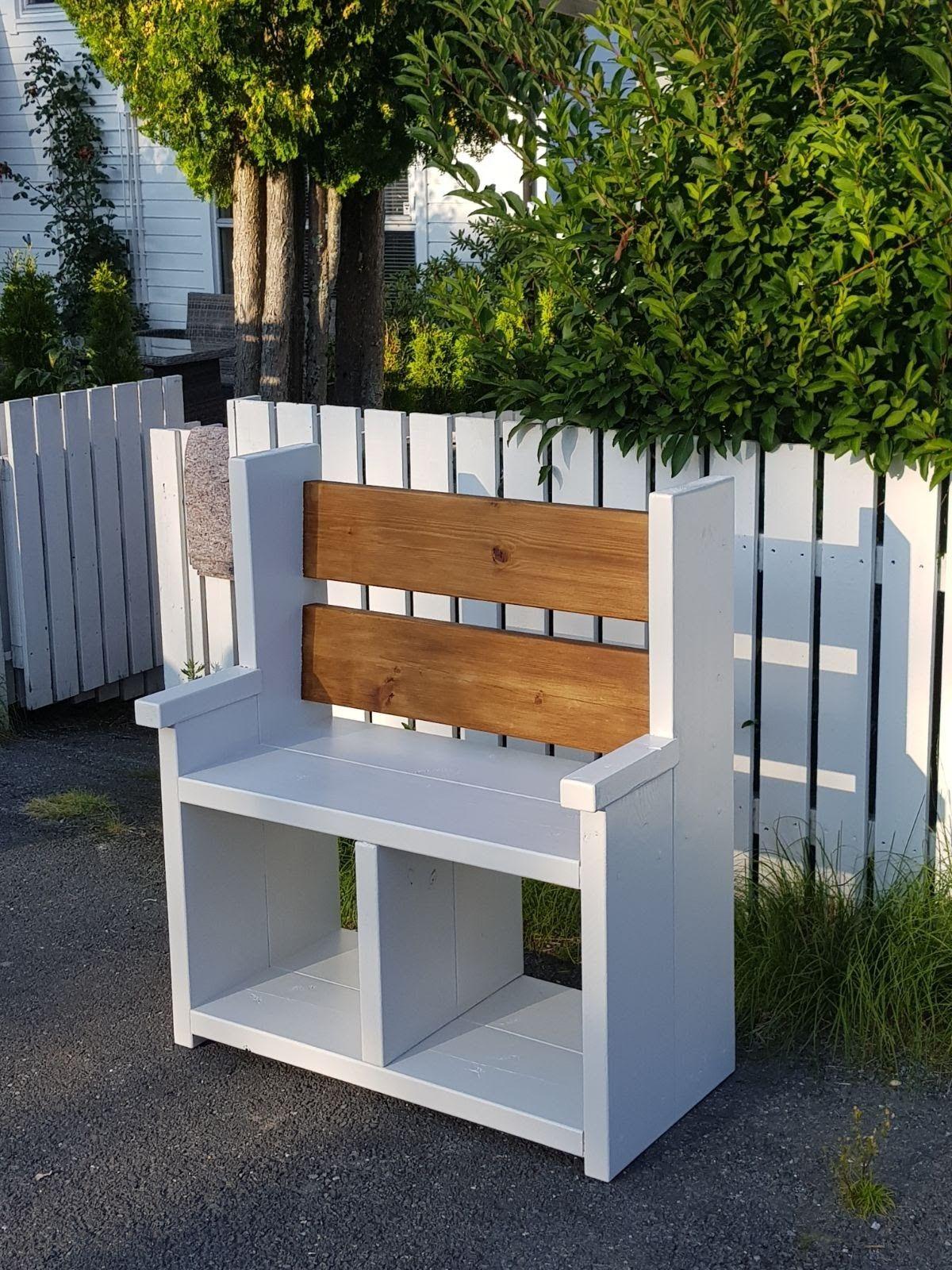 Hand made bench - Oslo  - Hand made bench - Oslo