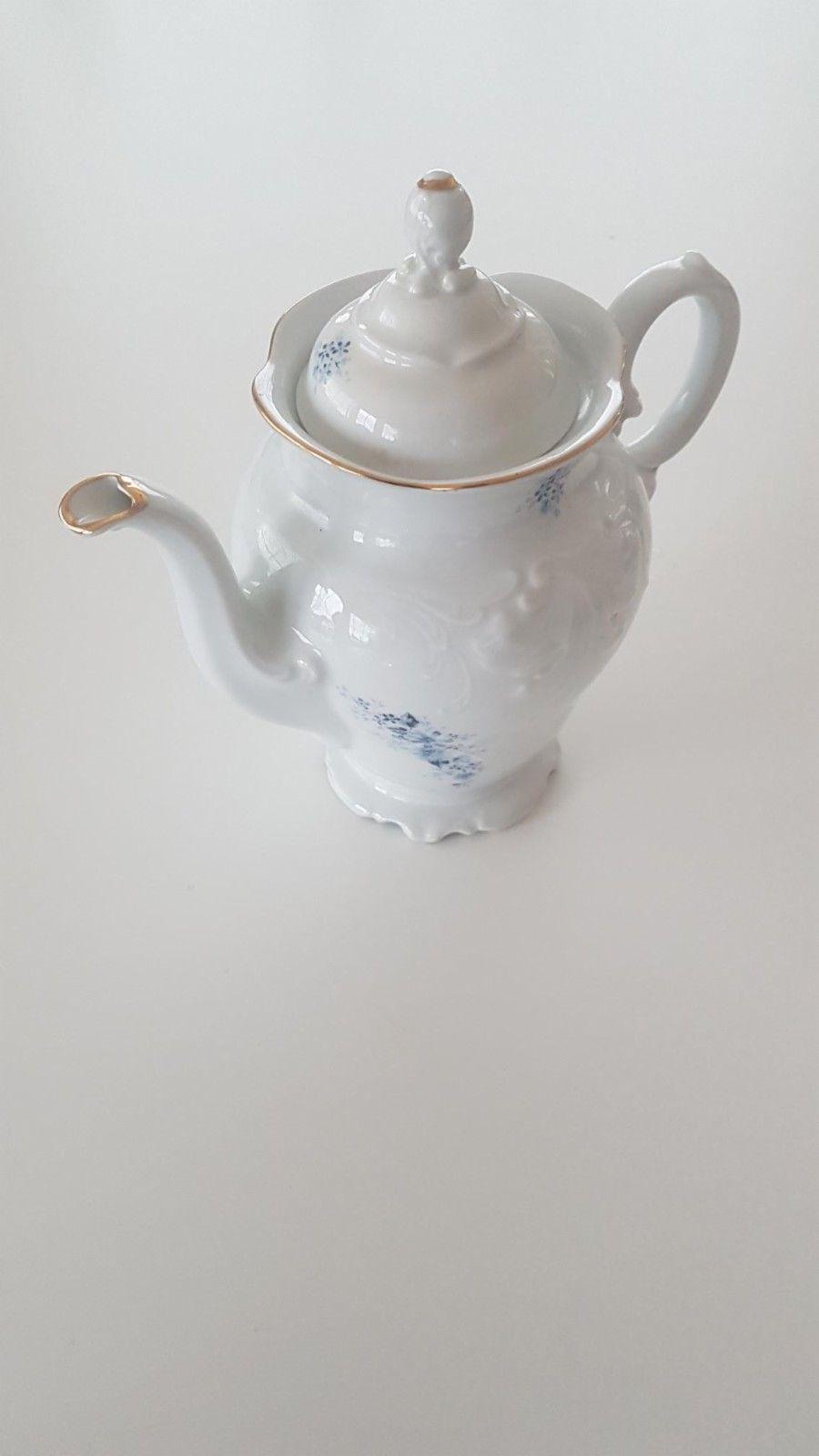 Kaffekanne - Drammen  - Antikk kaffekanne, ca. 23 cm høy - Drammen