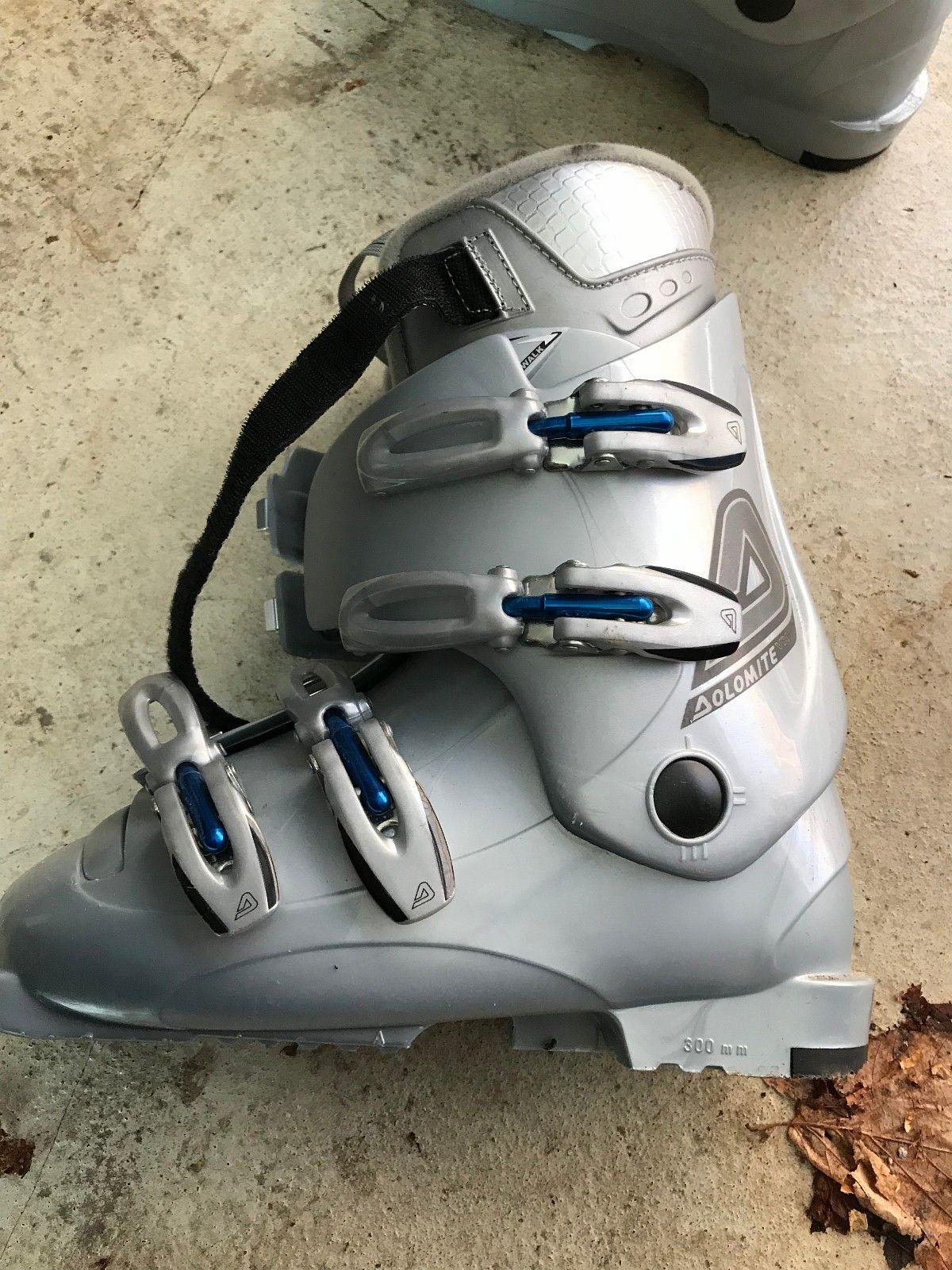 Alpin Slalom støvler selges 300 mm - Slependen  - Alpin støvler selges! 300 mm. - Slependen