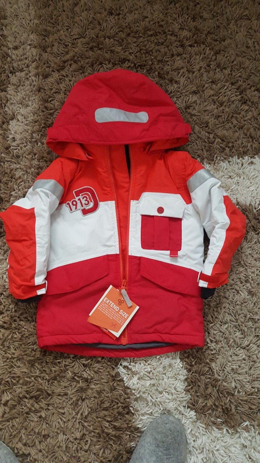 504beec9 Helt ny veldig fin og god jakke str.90 selges billig   FINN.no