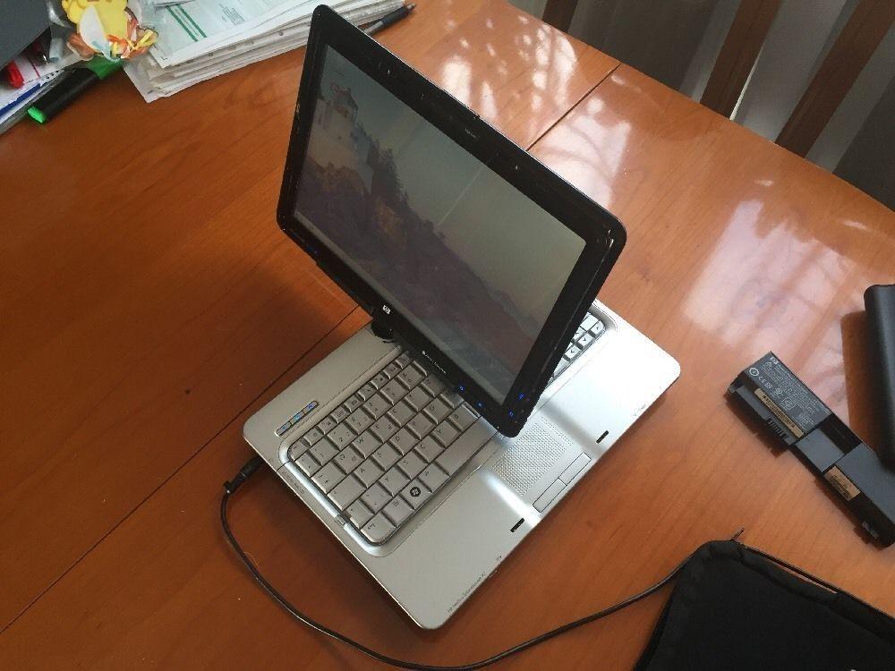 HP Pavilion Tx 2000 selges - Søgne  - Denne bærbare datamaskinen er en utmerket multimedia bærbar pc. Den har en berørings skjerm 12 tommers. Den har en penn, du kan ta direkte notater på den. Det kan også brukes som en tablett. Har multimedia fjernkontroll. Windows vista prein - Søgne