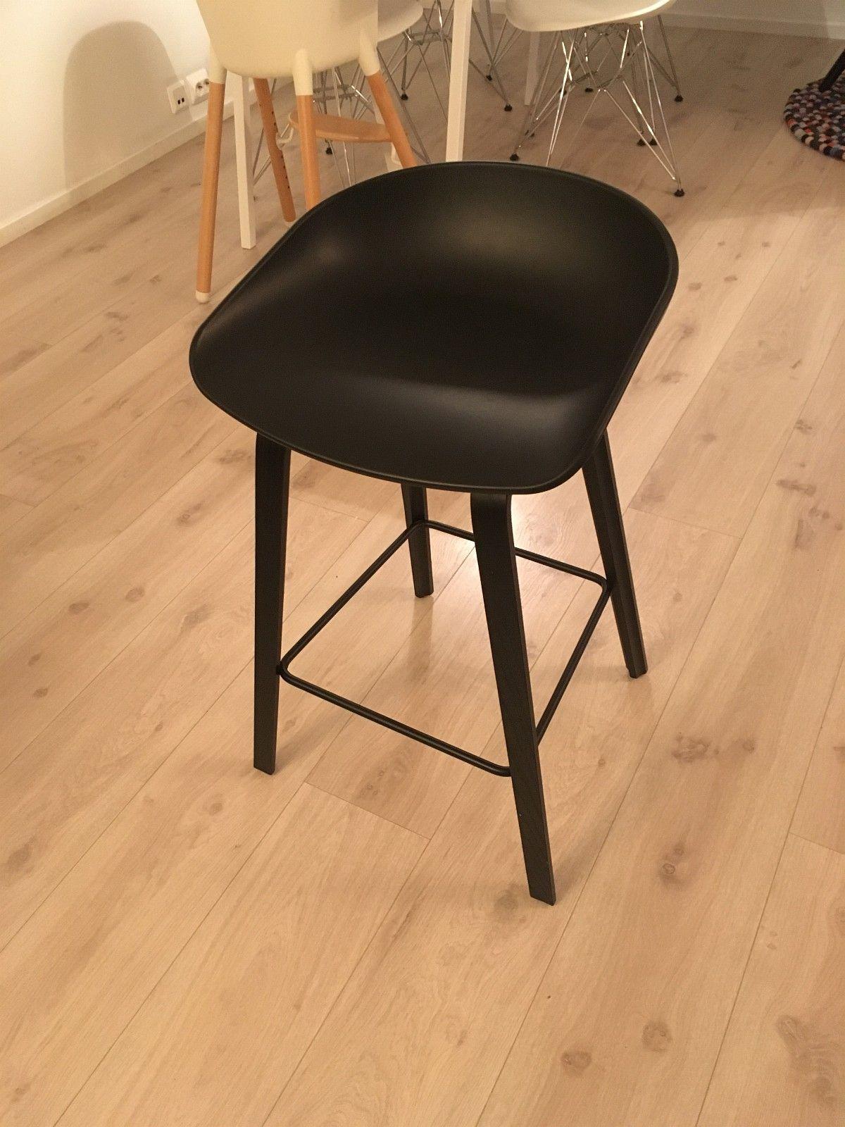 Hay about a stool barkrakk H 65 - Kristiansand S  - Selger en pent brukt Hay barstol h65 Selges for 1200kr Ny pris er 2099,- - Kristiansand S