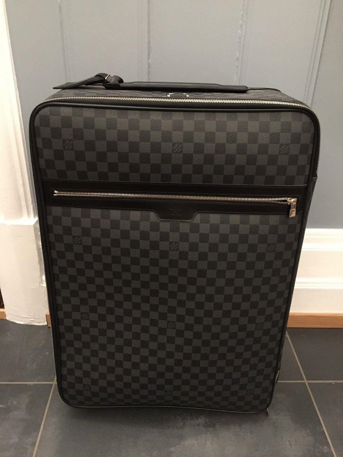 Uvanlig Limited release Louis Vuitton Koffert til salgs | FINN.no ZX-58