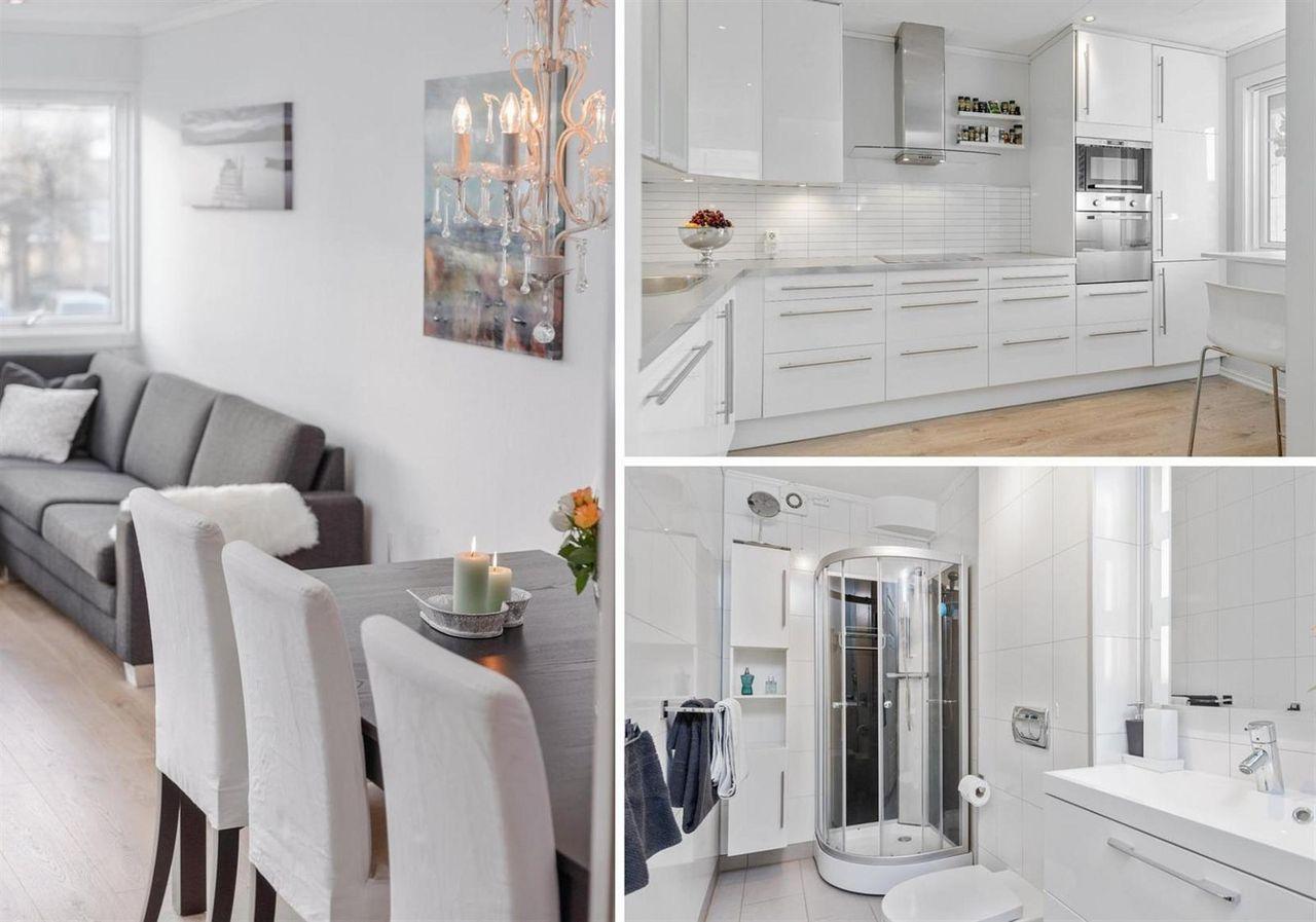 Haugesund - Tiltalende og påkostet leilighet i 1. etasje. bilde