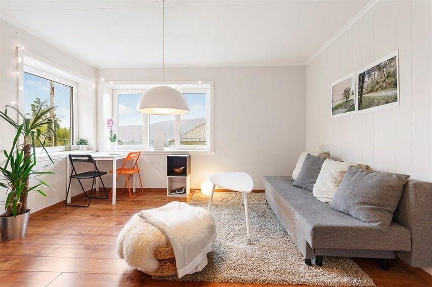 Innflytningsklar 2-roms leil. med attraktiv beliggenhet på Laksevåg og gåavstand til Bergen sentrum - utsikt