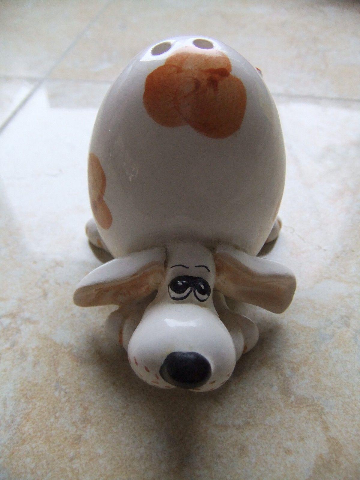 Basset hound - Spydeberg  - Som ny, bare vart til pynt hos en basset hound elsker. Veldig søt. Kjøpt i Budapest- Ungarn. Selges samlet for: 500,- - Spydeberg