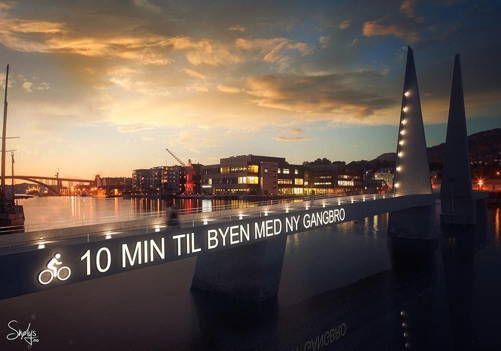 Krohnviken - Flotte selveierleiligheter i morgendagens bydel!