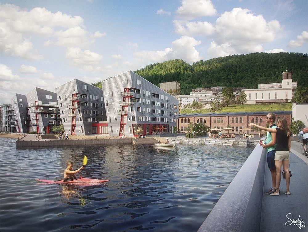 SJØSTJERNEN - Bygging startet - nydelig beliggenhet like ved Småpudden Ferdig ca 3. kvartal 2017