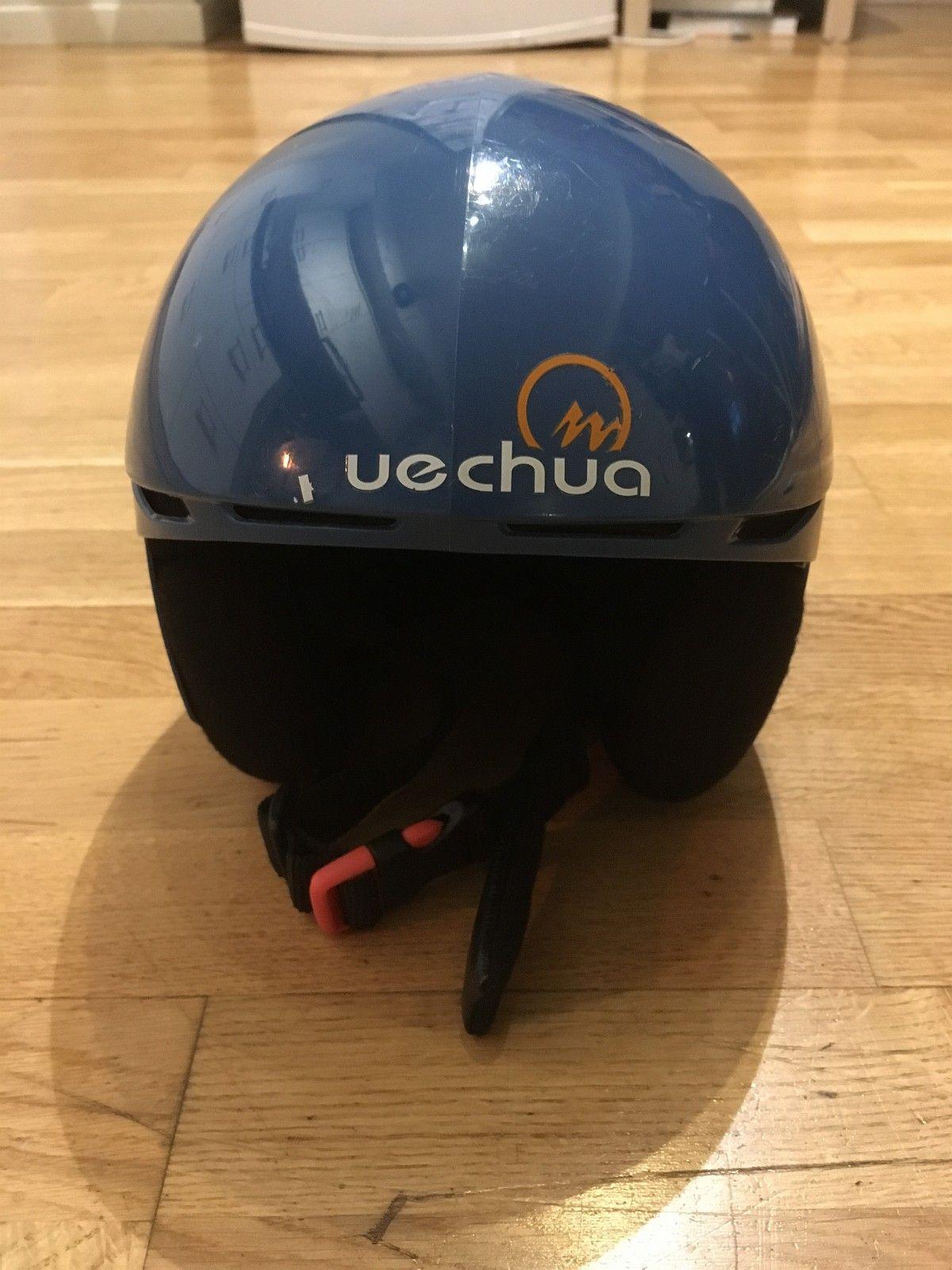 Quechua hjelm str 48-50 - Drammen  - Fin Quechua hjelm str 48-50 - Drammen