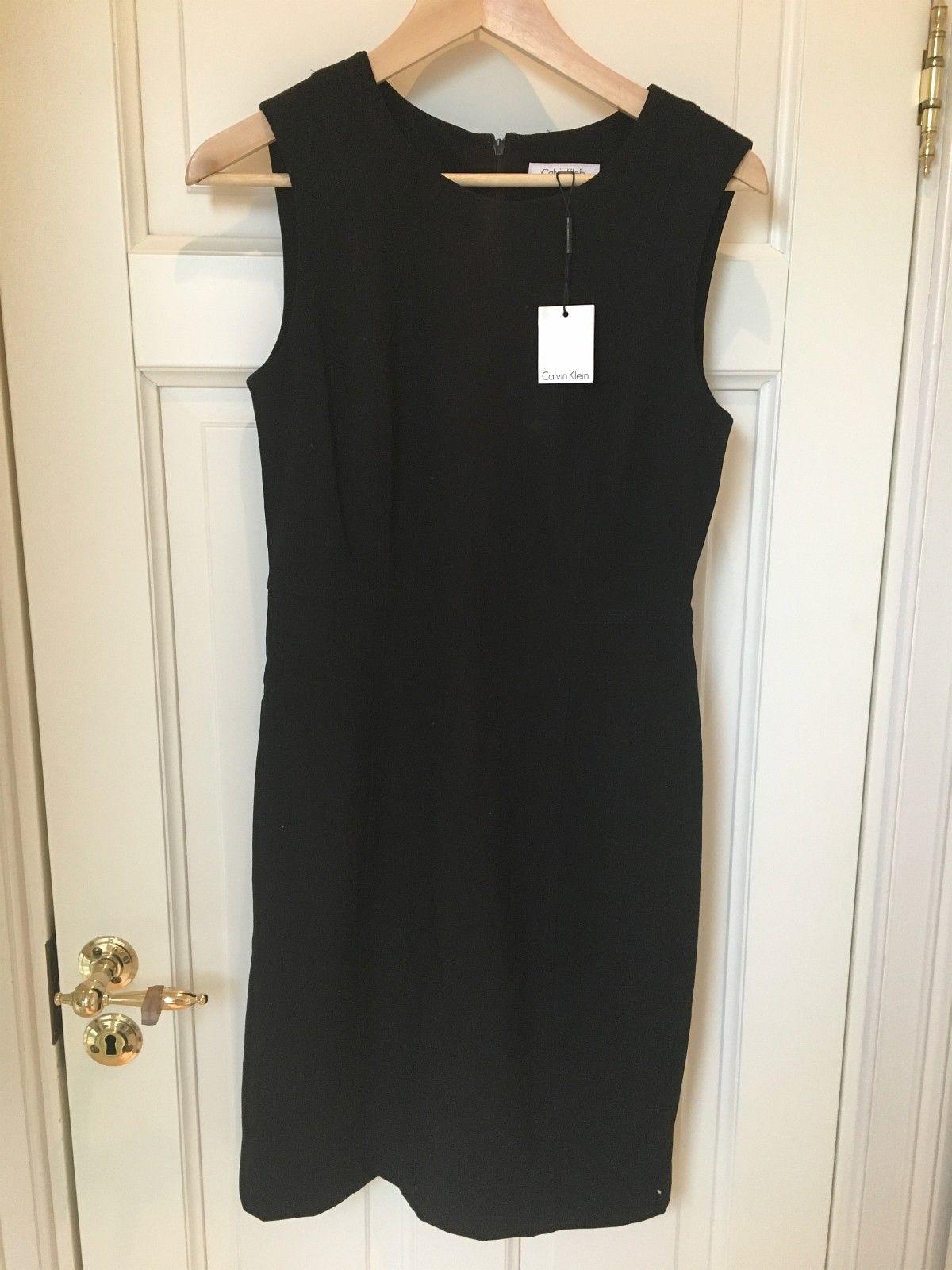 7c6f162b NY Calvin Klein kjole selges business / profesjonell Str 36/38 | FINN.no
