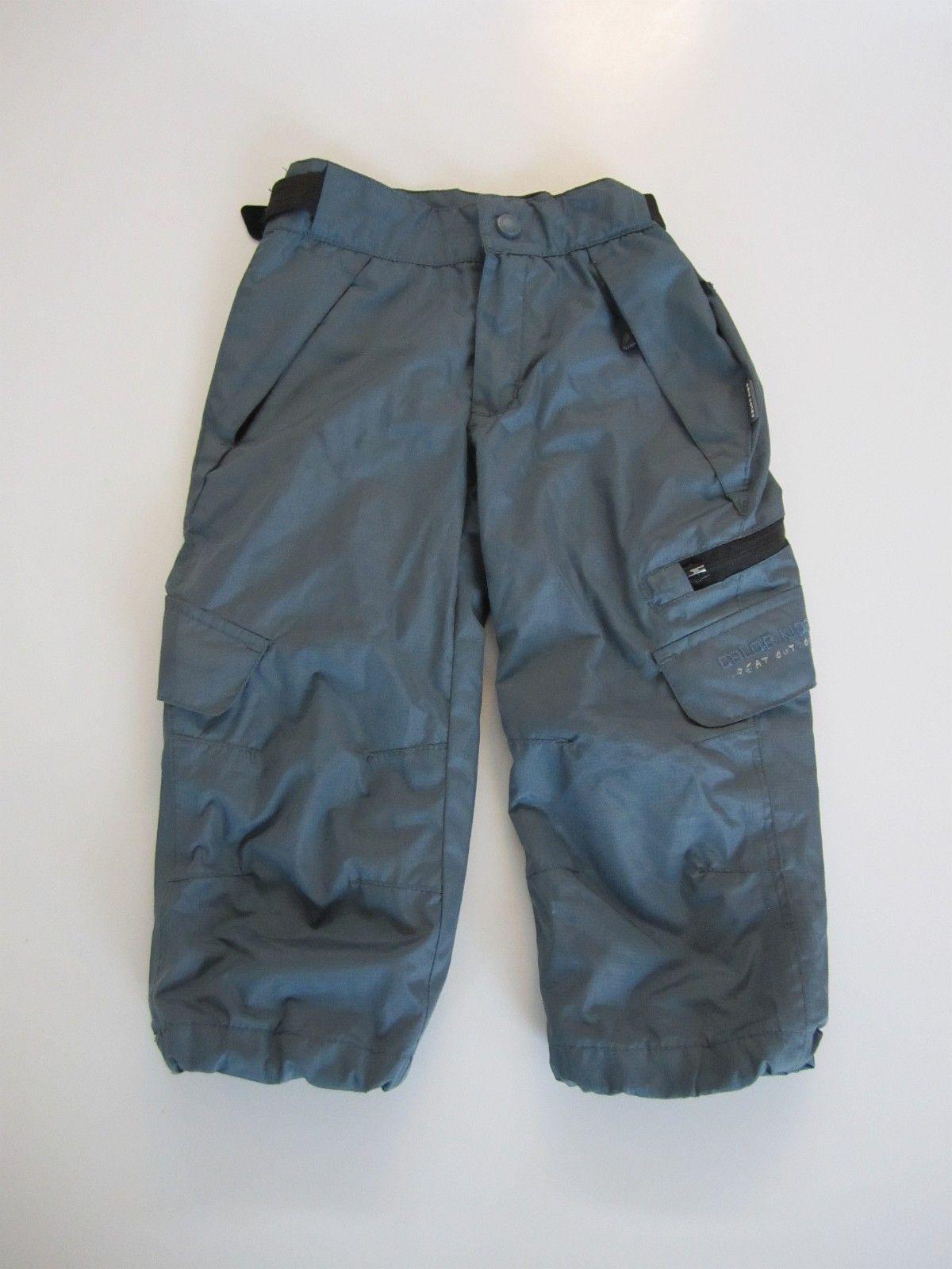 Tur/ute-bukse fra Color Kids strl 92-98 - Søreidgrend  - Super bukse til vår- eller høstbruk. Nettingfór inni buksen. Strl. 92-98. - Søreidgrend