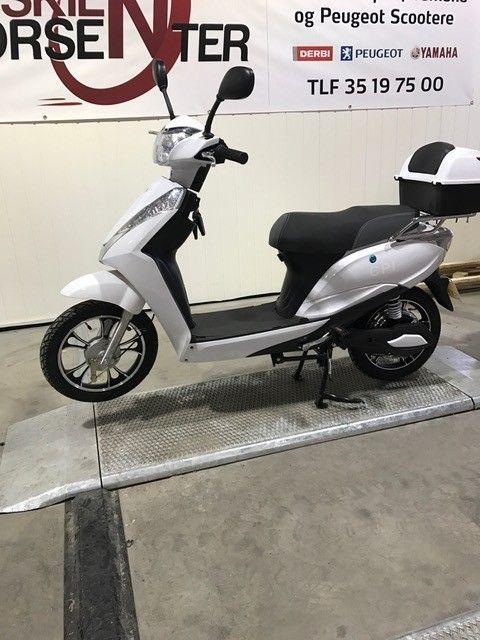 el moped regler