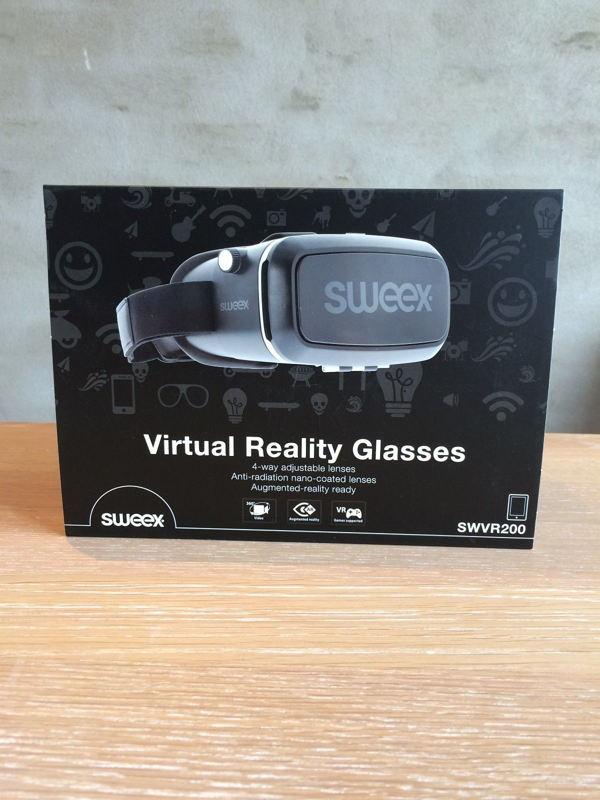 VR-Briller til Smartphone - Fredrikstad  - Kun prøvd 1-2 ganger. - Fredrikstad