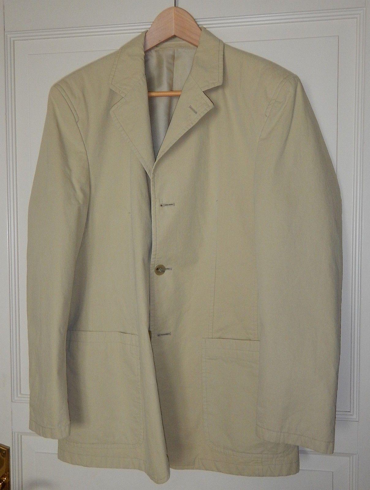 Blazer, beige, str. 90 - Oslo  - Blazer jakke, beige farget, str. 90,  Ingen flekker, brukt bare en par gang - Oslo