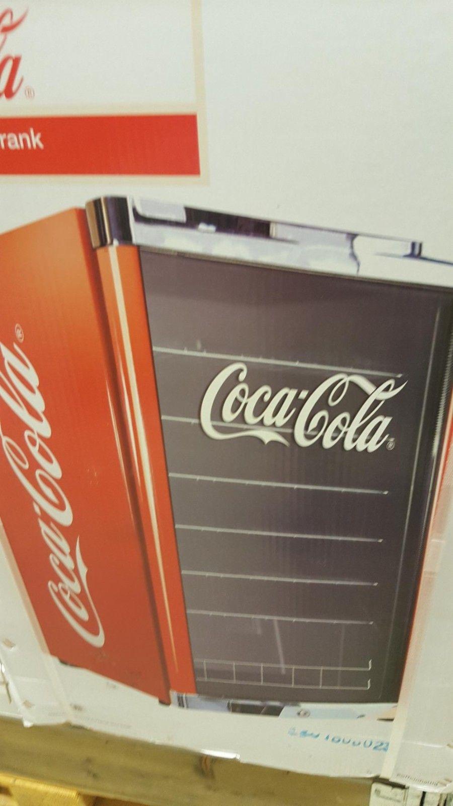 Coca-Cola kjøleskap - Tromsø  - Coca cola kjøleskap selges - Tromsø