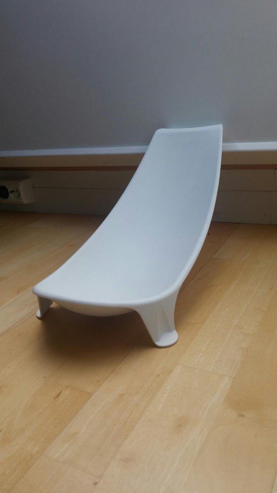 Stokke flexi Bath nyfødt støtte - Konsmo  - Lite brukt nyfødt støtte til Stokke flexi Bath. Fungerer veldig greit når barnet er lite og ikke kan sitte selv. - Konsmo