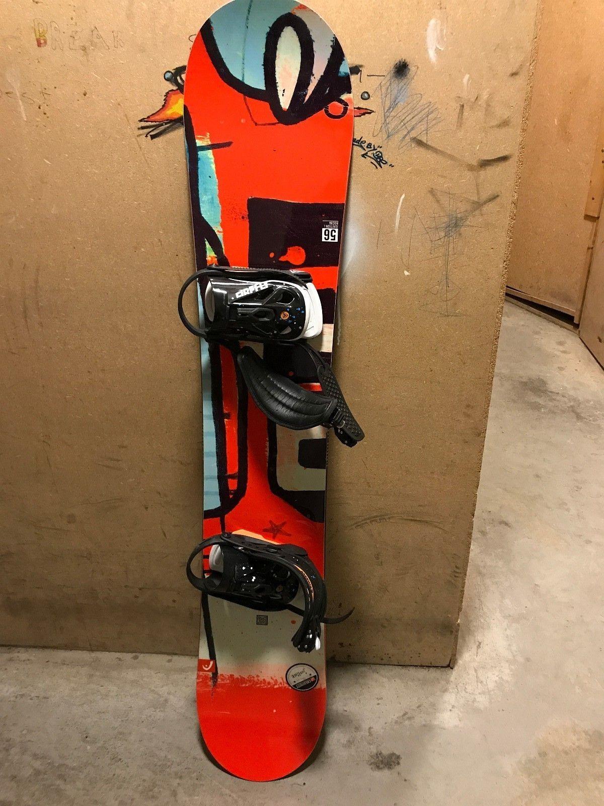 Head snowboard Ignition I. rocka 156 - Oslo  - Head snowboard Ignition I. rocka 156 cm med firefly binder som kun er brukt 1 gang.   selger det til gi bort pris. førstemann som gir meg et bud får den - Oslo