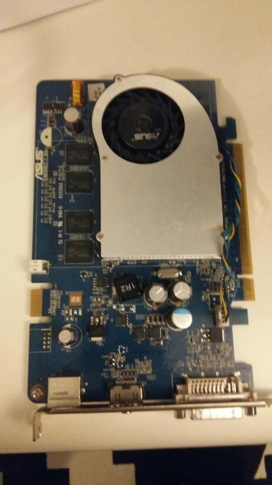 Skjermkort ASUS NVIDIA GEFORCE 8600 GT 512mb - Oslo  - Selges da jeg har oppgradert. Kan hentes sentralt i Oslo eller sendes mot betaling. Info fås her:  http://www.ascendtech.us/hp-m9250f-nvidia-geforce-8600-gt-512mb_i_vc512hp51887647.aspx - Oslo
