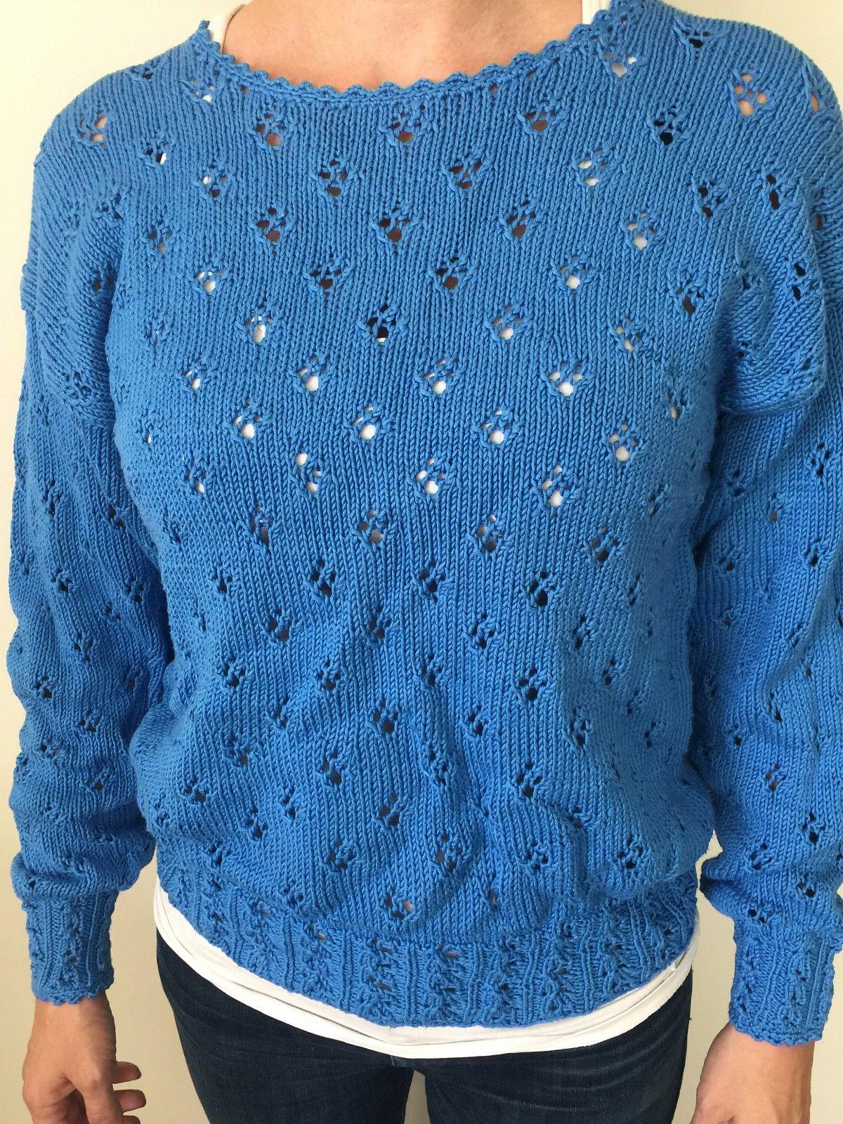 3 i 1 genser hjemme strikket NY | FINN.no