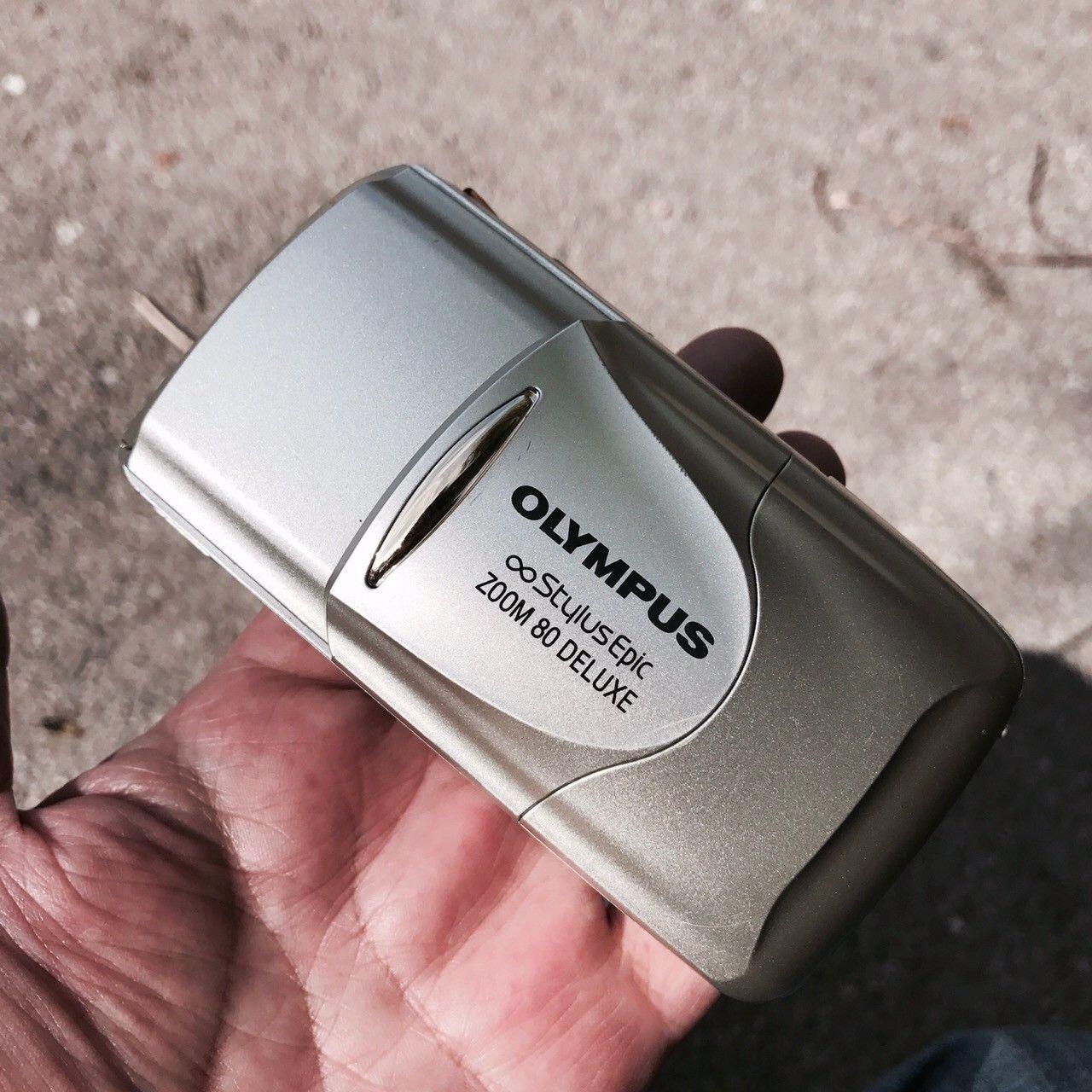 Analog Olympus Stylus - Oslo  - Olympus kamera for film (ikke digital) selges. - Oslo