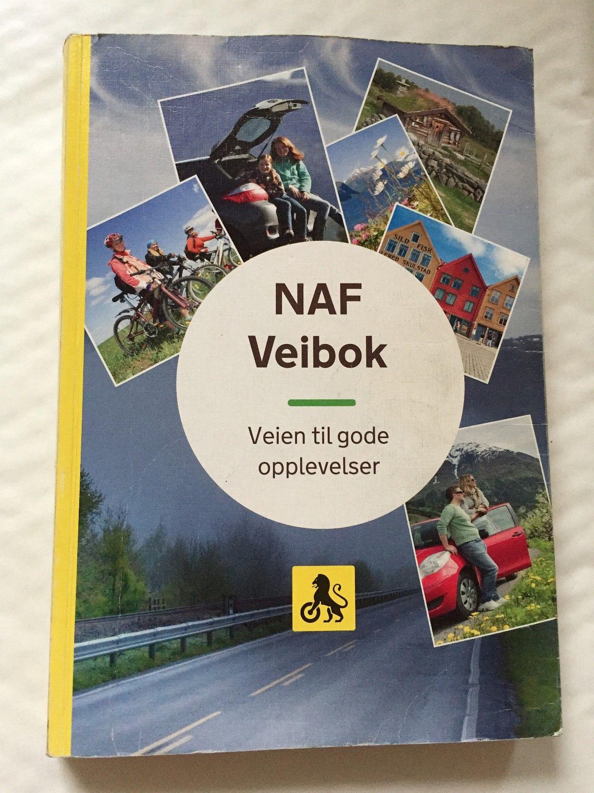 naf kart norge NAF veibok + ulike norske kart | FINN.no naf kart norge