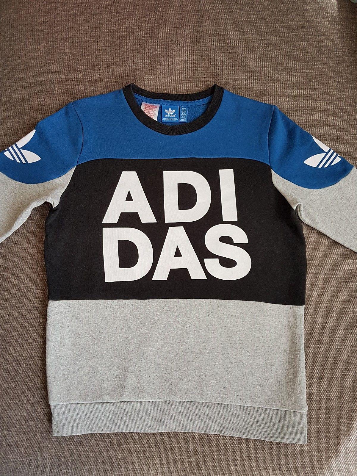 0ff9e134 Genser 11 13 Finn no Adidas Til Original År Gutt AzrAwBpq