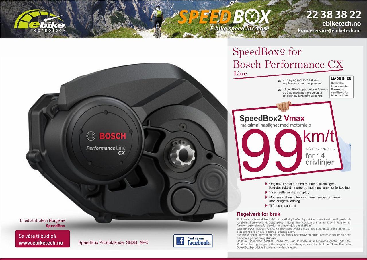 speedbox2 el sykkel tuning for bosch performance cx line sentermontert motor. Black Bedroom Furniture Sets. Home Design Ideas