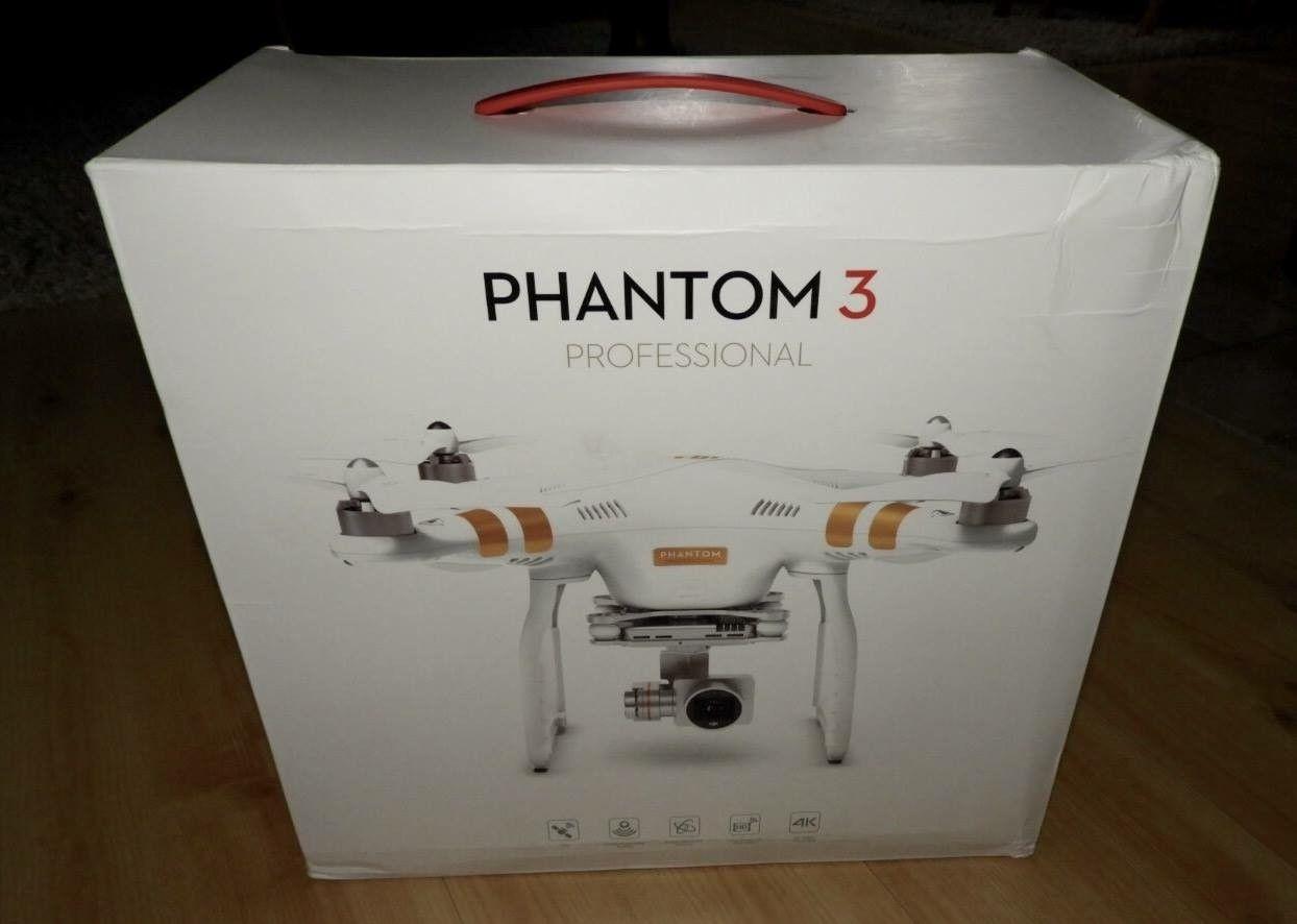 Drone - Phantom Professional 3 m/iPad - Orkanger  - Drone DJI Phantom Professional 3 m/iPad Selges Kr. 8000 eller hbo. Dronen har ca. 6 timer flytid. Som ny. Tar 12mp stillbilder og 4K video. Dette er professional versjonen  og Ikke phantom SE 4K som er en stand - Orkanger