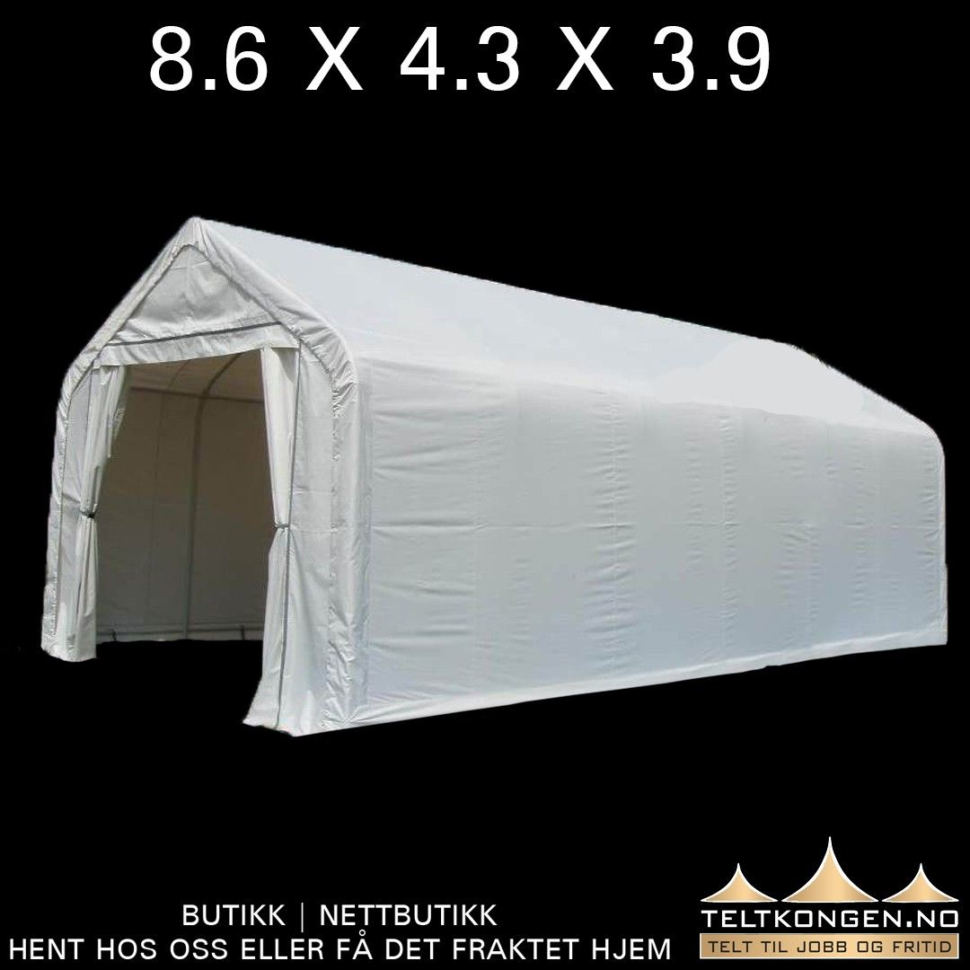 Båttelt bobiltelt lagerteltet smart teltplastgarasje