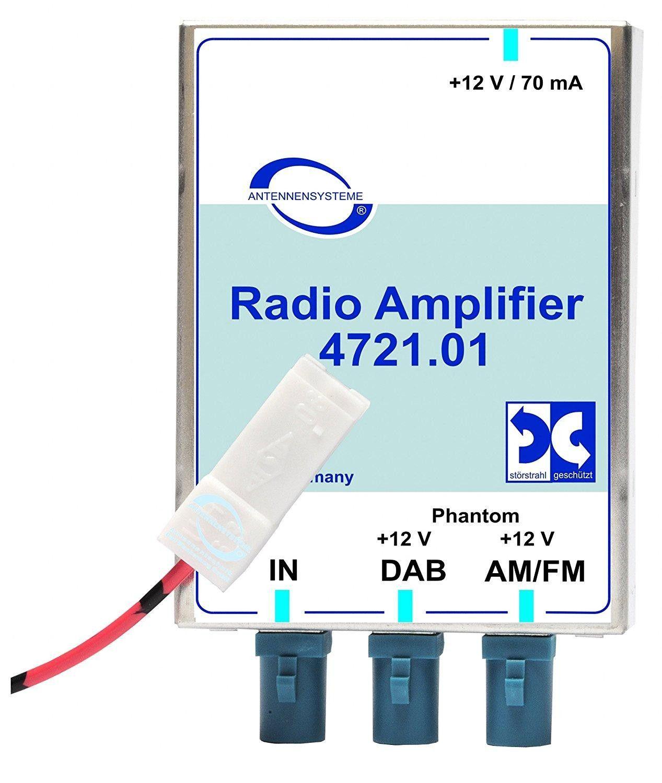 Antenne adapter for DAB+, Med denne slipper du ekstra antenne i ruta - Drammen  - Antenne adapter for DAB+ selges. Denne gjør at man ikke trenger ekstra DAB+ antenne i feks ruta. Denne adapteren gjør at bilens originale antenne også brukes som DAB+ antenne. Altså én antenne for både FM/AM og DAB+.  Passer alle biler m - Drammen